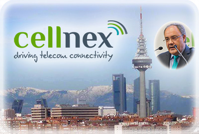 Cellnex Telecom - Tobias Martinez