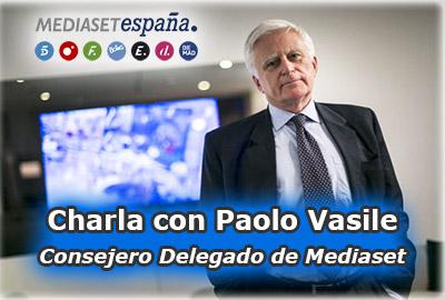 Paolo Vasile - CBSCS