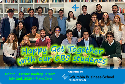 CBSCS - Get Together with CBS students